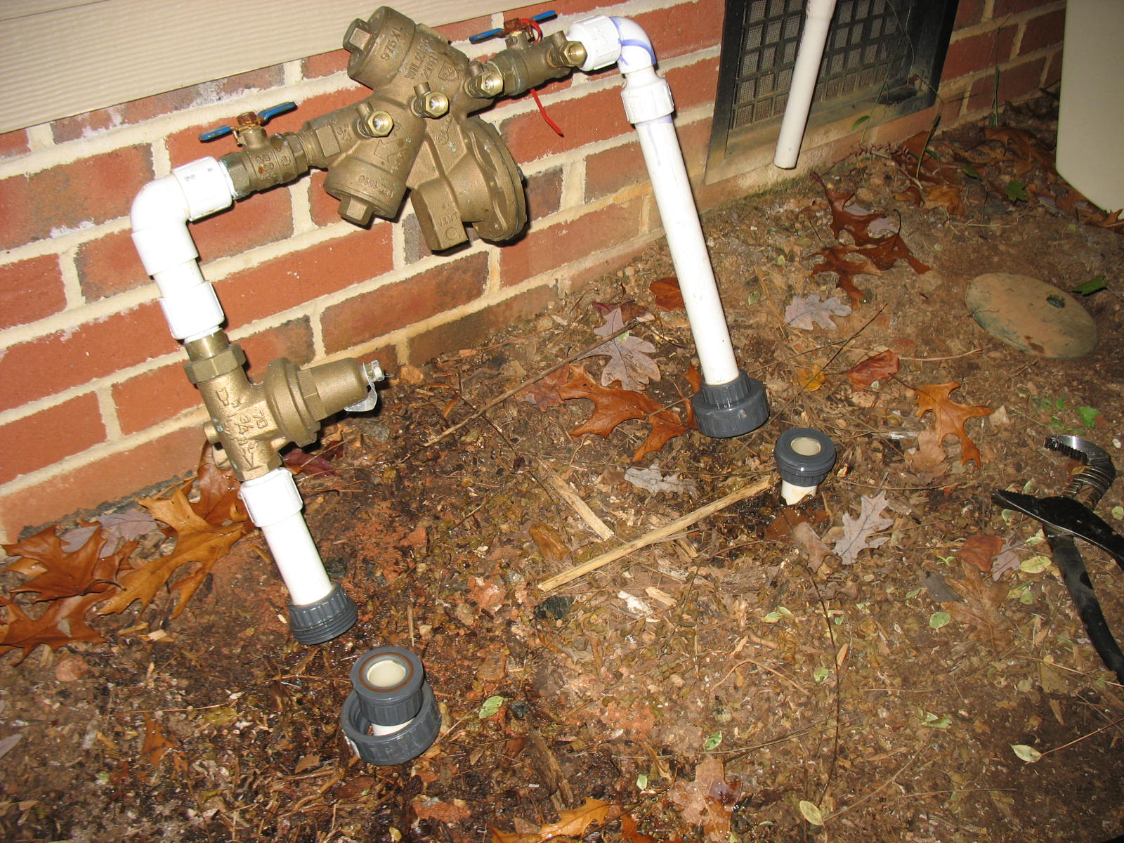 Sprinkler System Winterization Raleigh Durham Chapel